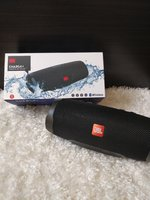 Used Jbl NEW charge 4 Speaker fresh in Dubai, UAE