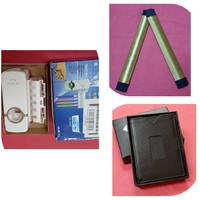 Used Card holder+ toothpaste dispenser+ Hair in Dubai, UAE