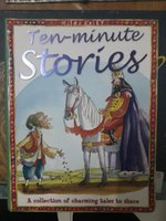 Used Book Ten minute stories by Miles Kelly in Dubai, UAE