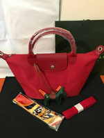 Longchamp (S) Red color
