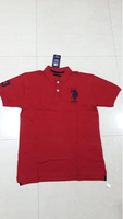 Used Polo t shirts 3 piece in Dubai, UAE