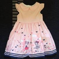 Lovely Baby Dress. Worn Only Once Like Brand New Condition. 9-12mths.