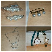 Used Anklets, Watch, Brooches, Hairpins in Dubai, UAE