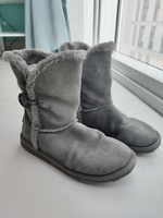 Used American Eagle Outfitters Grey Boots in Dubai, UAE