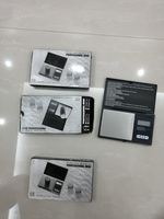 Used Digital professional mini scale 3 pieces in Dubai, UAE