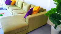 Used 4 seaters sofa in Dubai, UAE