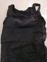 Used Contracted abdomen top size S Black in Dubai, UAE