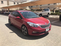 Used Kia Cerato 2014 Full opt Highway drive in Dubai, UAE