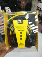 Used Nipppo wireless headphones good look in Dubai, UAE