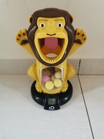Used Lion toy game and balls in Dubai, UAE