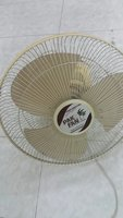 Used Wall fan used but still new 2 pcs in Dubai, UAE