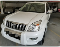 Used Prado 2008 Auto Gcc in Dubai, UAE