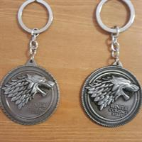 Used Two Game of thrones keychains in Dubai, UAE