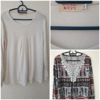 Used LADIES LONG SLEEVES SHIRTS. in Dubai, UAE