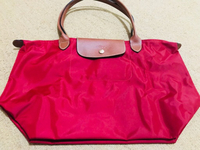 Used Longchamp tote long handle le pliage in Dubai, UAE