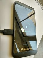 Used Blackberry Z10 (used) with minor defects in Dubai, UAE
