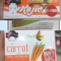 Used SkinBlend Kojic and Carrot Soap in Dubai, UAE
