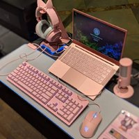 Used Razer blade 13 Quartz pink in Dubai, UAE