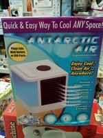 Used Antarctic air cooler in Dubai, UAE