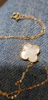 Used Real 18k Gold Van Cleef Necklace in Dubai, UAE