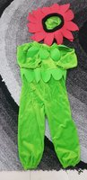 Used Kids Flower Costume size  4-6years old in Dubai, UAE