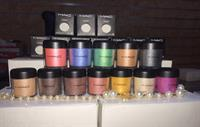 #MacPigment Eyeshadow The Most Popular The Product As Making Ur Eyes A Bit Shining ! 12 Colors As The Pictures Showing Itself ! Have U Ever Tried Any Of Them Yet ! Never The Late To Grab Ur Own ! 12 Pieces Totally 12 Awesome Colors In 1 Price ! Seriously! 12 Colors U Enjoy !