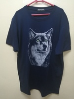 Used 3D Wolf Head Short-sleeved T-shirt in Dubai, UAE