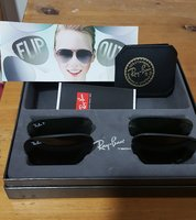 Used Ray Ban Aviator Flip Out Lens in Dubai, UAE