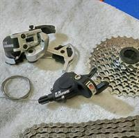 Used 9 Speed Sram X5 Group Set For Mtb in Dubai, UAE
