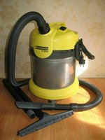 Used (WET/DRY) HEAVY DUTY VACUUM in Dubai, UAE