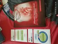 Used ACLS & BLS MANUALS in Dubai, UAE