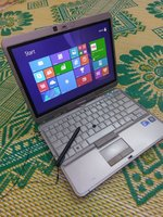 Used Hp core i5 touch screen laptop with SSD in Dubai, UAE