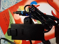 Used DELL Original Laptop Charger 19.5v new in Dubai, UAE