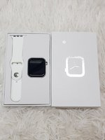 Used White W5 smart watch look like iPhone wc in Dubai, UAE