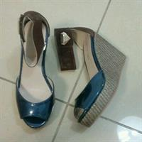 Used Used Once Parisian Parc Heels Size 38 Eur. Check Online For This Brand. in Dubai, UAE