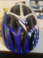 Used Specialized brand cycling helmet in Dubai, UAE