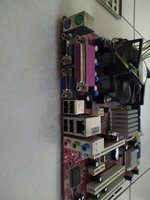 Used Motherboard + core 2 quad + 2gb ram in Dubai, UAE