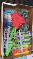 Used Deluxe Super Snap Speedway Track Set in Dubai, UAE