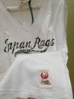 Used Japan Rags Jeans T shirt size XXL in Dubai, UAE