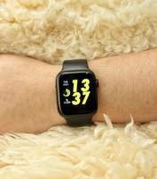 Used M10 SMART watch with calling features in Dubai, UAE