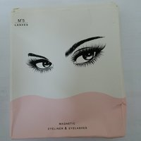 Used New Magnetic Eye lash set 1pc in Dubai, UAE