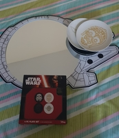 Used STARWARS COLLECTION- Mirror & Plates in Dubai, UAE