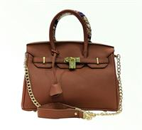 LADIES DESIGNER TOP HANDLE HANDBAG 
