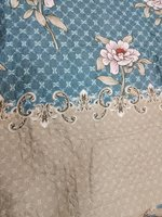 Used Quilted double bed bedsheet in Dubai, UAE