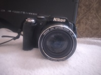 Used Nikon coolpix P90 in Dubai, UAE