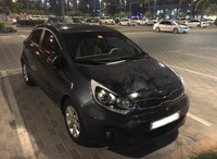 Used KIA RIO 2014- 1.4L GCC in Dubai, UAE
