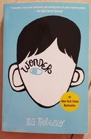 Used Wonder by R.J. palacio in Dubai, UAE