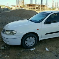Used Nissan Sunny,2004,Japan,180000 Km in Dubai, UAE