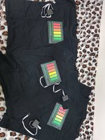 Used 3 set led lights voice activated t shirt in Dubai, UAE