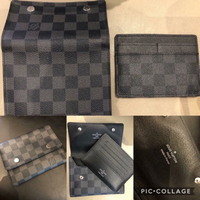 Used Louis Vuitton Damier Graphite Wallet in Dubai, UAE